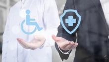 鉴定为伤残六级可以申请残疾证吗
