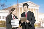 夫妻离婚法院怎么判决