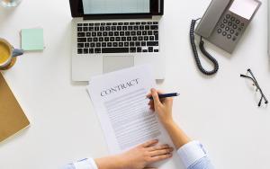 分公司签订工程合同有效吗